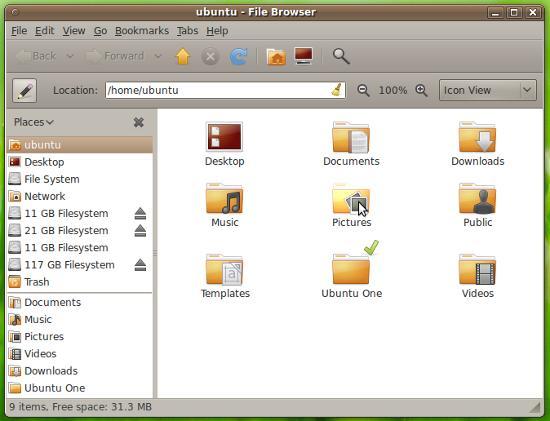 Icon folder khusus, untuk folder2 khusus juga..