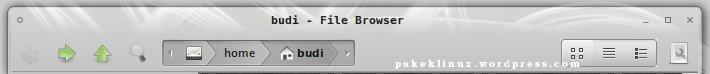 nautilus toolbar